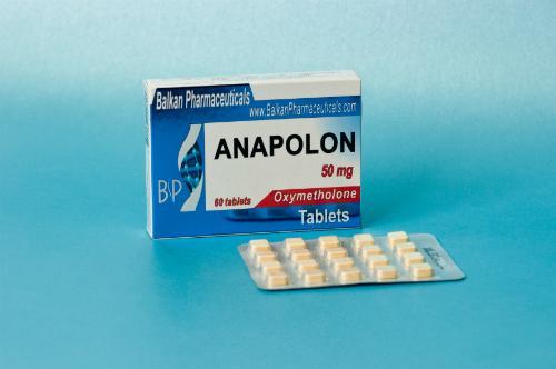 Anapolon CS Balkan Pharmaceuticals Ltd. (Moldova) 60 Tabs