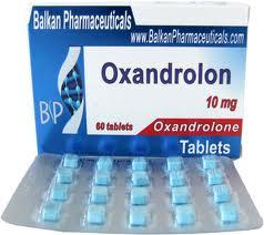 Oxandrolon 10 mg (Oxandrolone) 60 Tabs