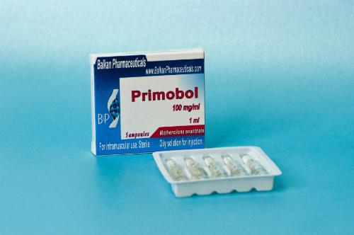 Primobol (Metenolonum) 100 mg/ml, 5 Ampoules