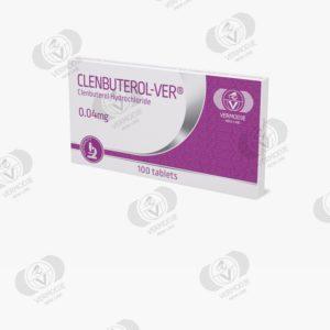 Clenbuterol-Ver 0,04 mg Vermodje New Line