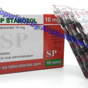 SP Stanozolol 10 mg